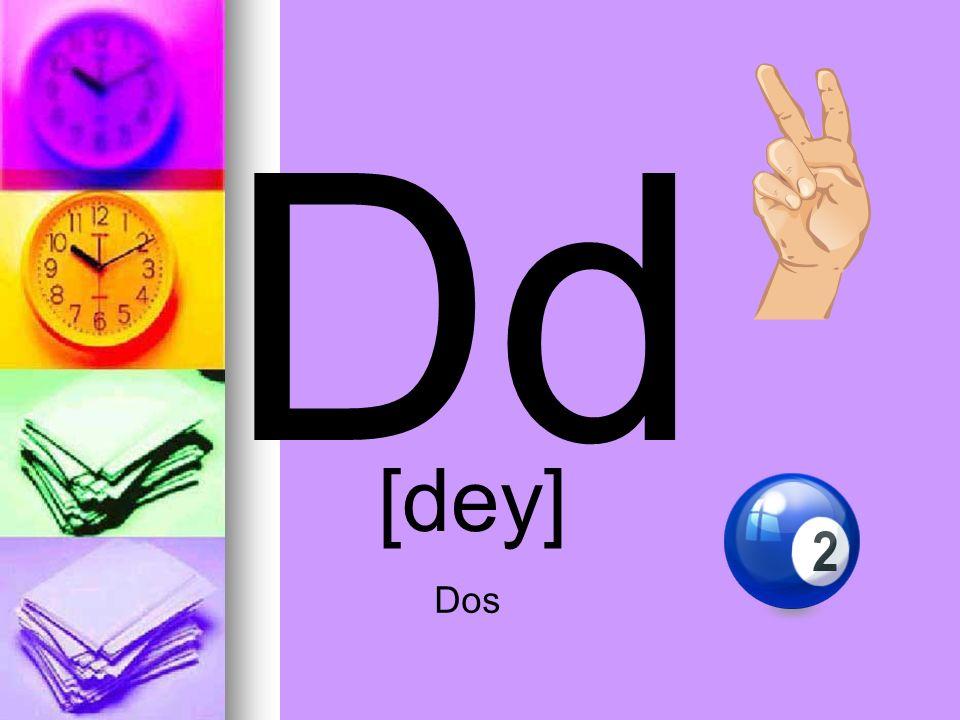 Dd [dey] Dos